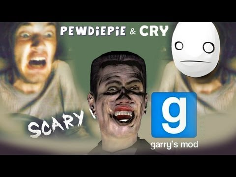 Thumbnail: MOAR SPOOKS! - Pewds and Cry Plays: Garry's Mod: Scary Maps - Part 2