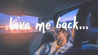 Ollie - Love Me Back (Lyrics)