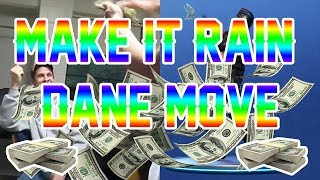 *NEW* FORTNITE DANCE MOVE IN REAL LIFE! (Make It Rain*)