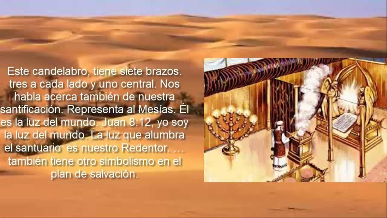 16 noviembre 2013 SIMBOLOGA DEL CANDELABRO DE ORO EN EL