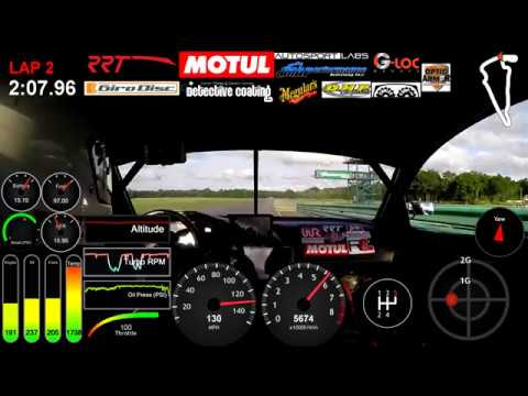 RaceCapture/Track MK2 – predictive lap timer, data logger and telemetry  system