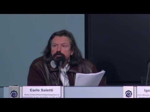 C. Saletti - Uitroeiing door gas en per kogel vergelijken - 2013-05