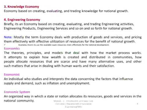 Shan Lecture 1   Introduction to Engineering Economy