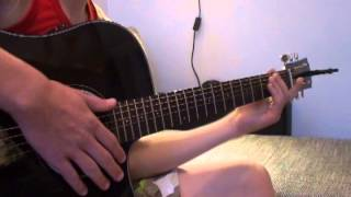 Comedoz Время урок на гитаре
