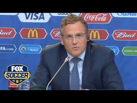 Jerome Valcke sacked as FIFA's secretary general