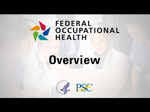 Federal Occupational Health Overview