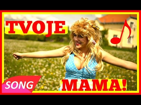 ► TVOJE MAMA! ◄ Johanka Čunková / prod. Aik (Official video)