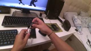 Cep telefonuna mouse - klavye bağlama ve monitöre veya televizyona görüntüyü hdmi ile aktarma