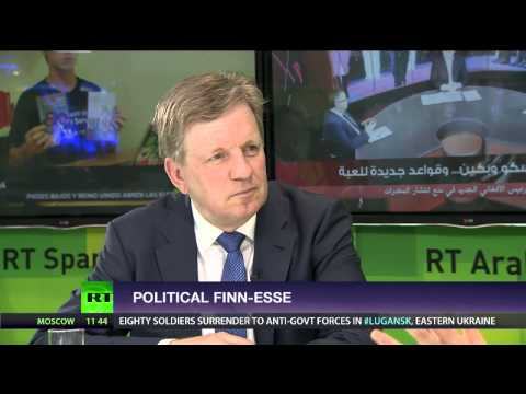 Political Finn-esse (ft Ex Finnish PM Esko Aho)
