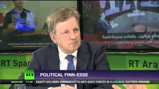Political Finn-esse (ft Ex Finnish PM Esko Aho)