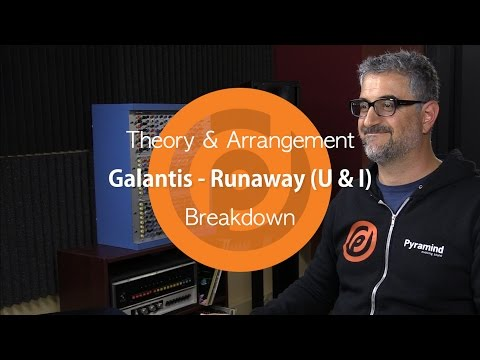 Galantis - Runaway (U & I) | Theory & Arrangement Breakdown