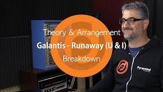 Galantis - Runaway (U & I)   Theory & Arrangement Breakdown