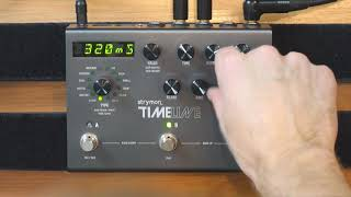 Why the Strymon Timeline Looper is so cool!