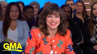 'Hellboy's Milla Jovovich talks 'Dazed and Confused' over 2 decades later l GMA