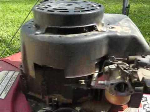 Fixing the Toro Super Pro Recycler II lawn mower - YouTube