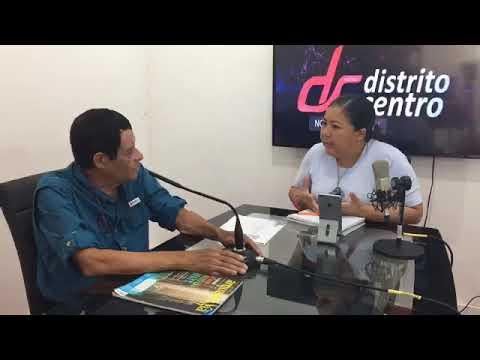 Entrevista con Distrito Centro: XXI Semana de la Ecología