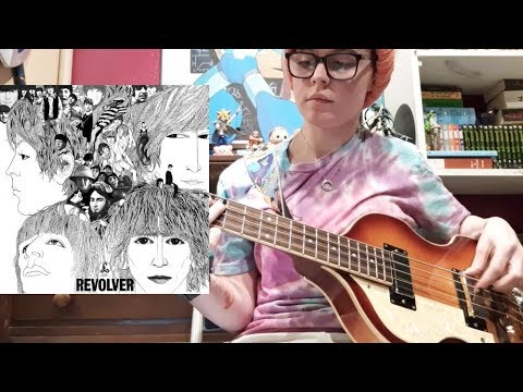 The Beatles - And Your Bird Can Sing Bass Cover