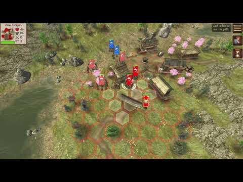 Mojblink si - Shoguns Empire Hex Commander-DARKZER0