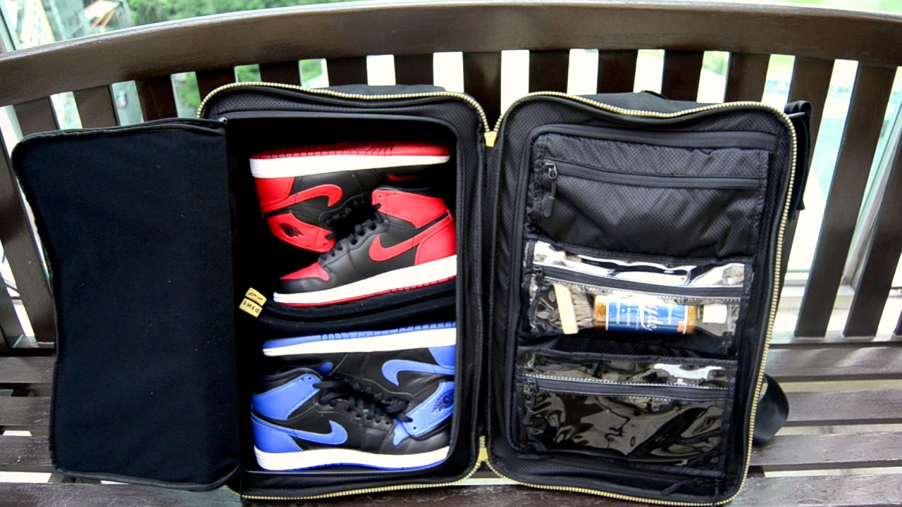 Best Sneaker Backpack Dent Wingman Youtube