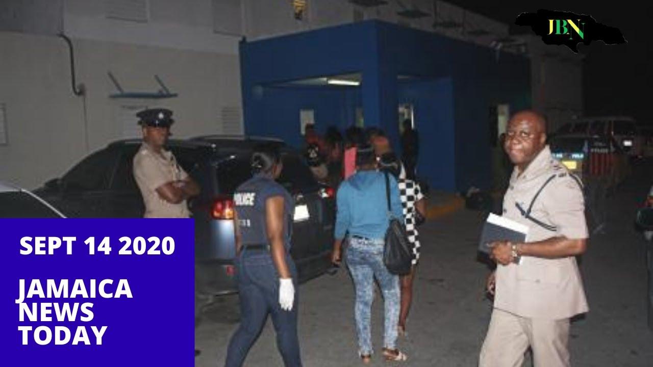 Jamaica News Today September 14 2020/JBNN