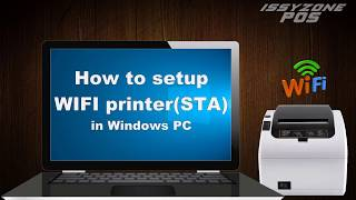 How to setup wifi printer in windows pc method 2: by setting tool+ap mode connection