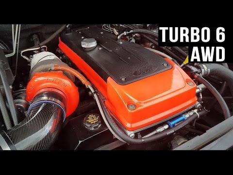 Ford Territory AWD turbo 6