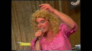 Flowin Immöschen & seine Mama : Damenwahl (Hawkeye Remix) live bei Supreme auf viva2 anno 2001
