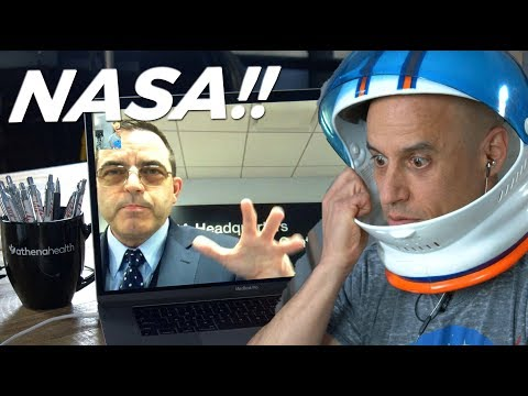 NASA Chief Medical Officer Dr. JD Polk on Aliens and Stuff! | Incident Report 098