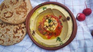 המתכון לחומוס המושלם עם כל כמויותיו וסודותיו עם מקס מלכיאל الحمص Perfect Hummus