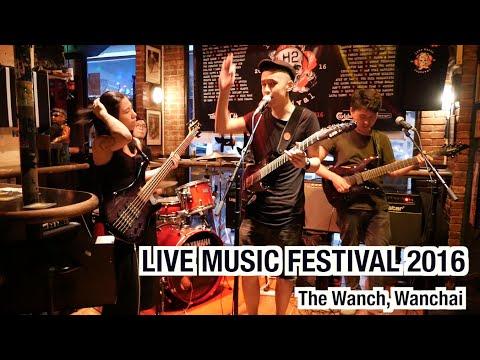 Live Music Festival 2016 in Hong Kong