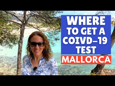Where to get a Covid Test in Mallorca (Majorca, Spain)   Summer holidays 2021