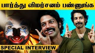 Exclusive Interview With Santhosh Pradheep   Irumbu Manithan - 03-03-2020 Tamil Cinema News