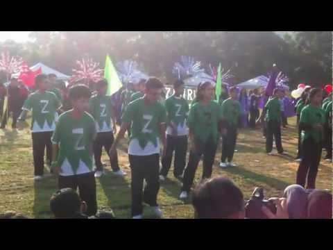 Sekolah Menengah Kebangsaan Bukit Indah Zamrud Sport's Day