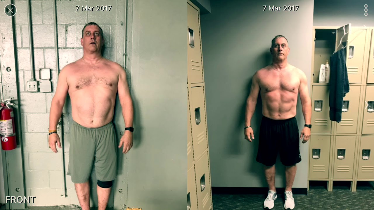 TRANSFORMATION MUSCULATION ( 12-18) - YouTube