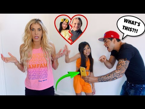 IGNORING REBECCA ZAMOLO & MATT PRANK **GONE WRONG** | Familia Diamond