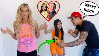 IGNORING REBECCA ZAMOLO & MATT PRANK **GONE WRONG** | Familia Diamond Video