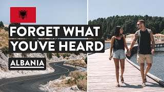 Albania Has It All —An Island, Beach & Mountains In One Day | Vlore & Himare Vlog