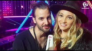 ZIBBZ - Stones - Switzerland - Eurovision 2018: Interview nach der Entscheidungsshow