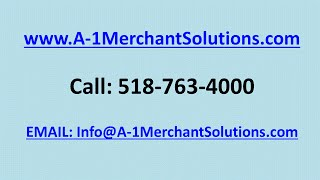 Credit Card Processing For New Businesses | 518-763-4000 | A-1 Merchant Solutions | Albany NY