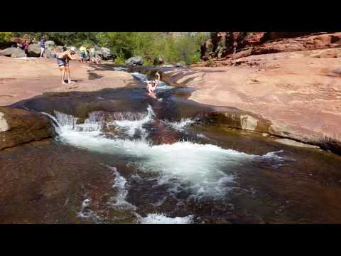 Slide Rock Sedona, Arizona