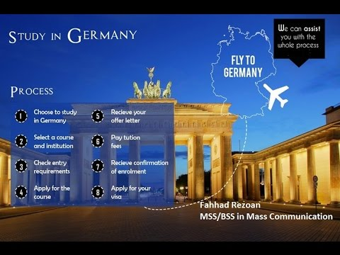 Study in Germany for Free - Information about Studying in ...