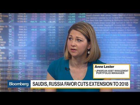 JPM's Lester Sees Oil as Tailwind for Energy Stocks