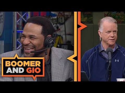 Does Jerome Bettis WANT to be a coach for the Steelers?   Boomer and Gio