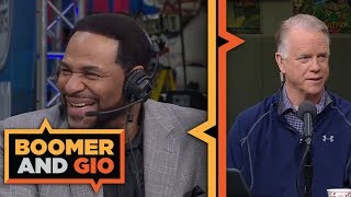 Jerome Bettis joins Boomer and Gio to talk about if he would accept a coaching job with the Steelers. SUBSCRIBE TO OUR PAGE: ...