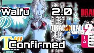 The Wafiu Of This Game Upgraded | Dragon Ball Xenoverse 2 [Towa Scans]