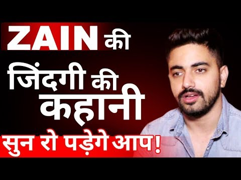 Zain Imam's Struggling Story Will Make You Emotional !