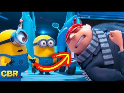 10 Despicable Me Secrets Animators Don't Want You To Find