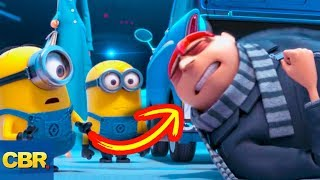 10 Despicable Me Secrets Animators Don't Want You To Find