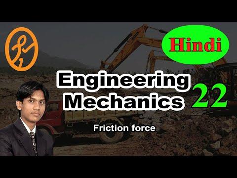 Friction force  | Basics of Engineering...