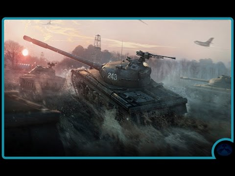 World of tanks - Предвестник...